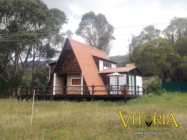 Chalet Guatavita - Colombia - Bogotá