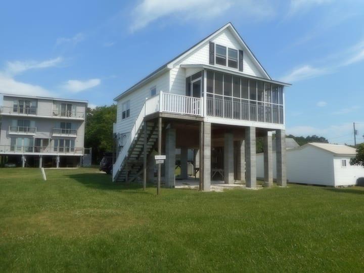 Chincoteague Island beach house - with discounts!