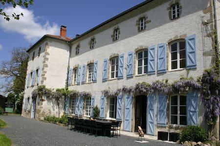 Chambre du Général - ruime lichte kamer