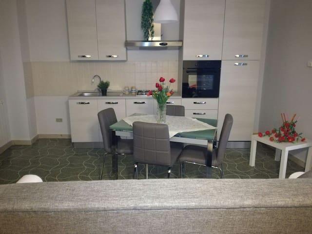 Appartamento La spiga di Grano - Raddusa - Lägenhet