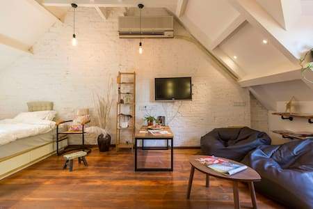 French concession center法租界花园洋房巨鹿路 - Shanghái - Loft