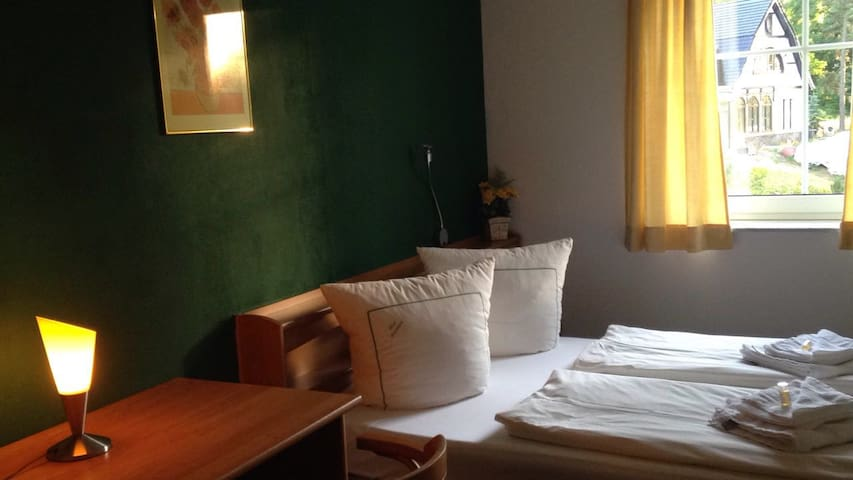 Doppelzimmer im Haus am See (Nº206)