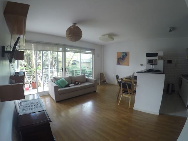 Cozy apartment in PALERMO, the best safe area - Buenos Aires - Apartamento