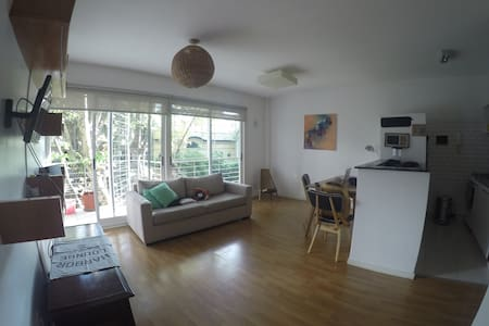 Cozy apartment in PALERMO, the best safe area - บัวโนสไอเรส - อพาร์ทเมนท์