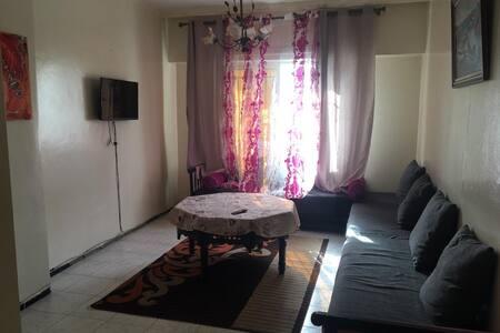 Appartement bien situé sur Agdal