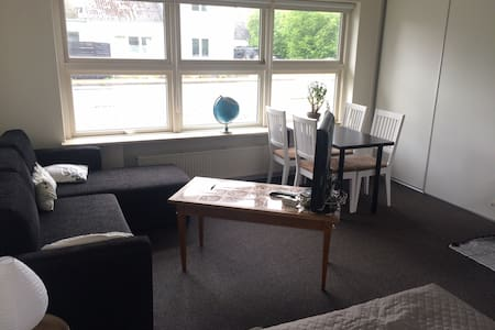 Large and bright room in fabulous surroundings