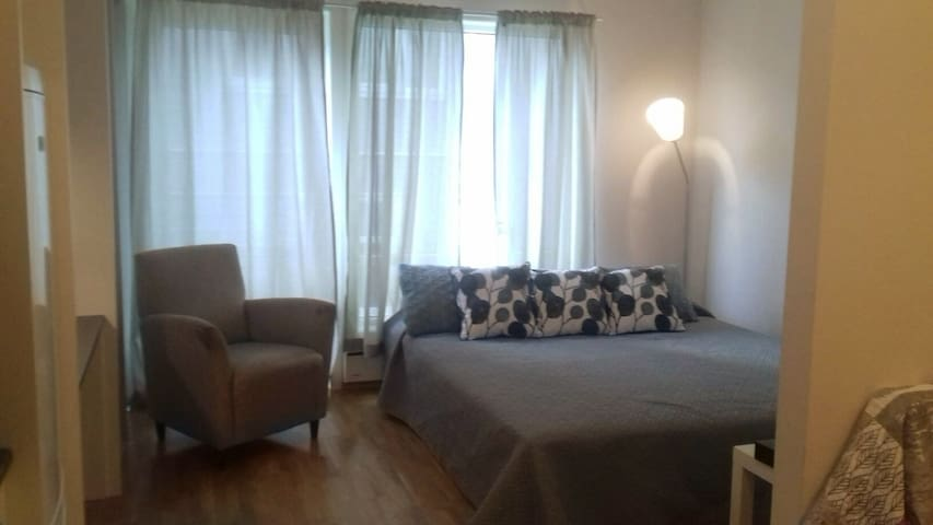 Olgas apartment in sentrum