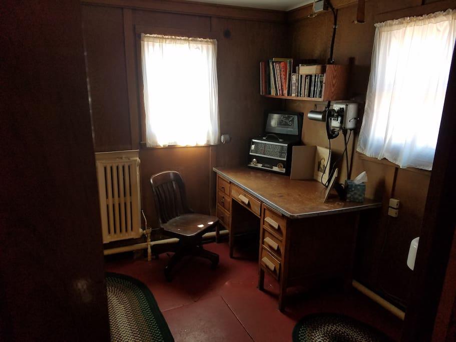 Chief Engineer room