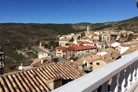 El Mirador de Nogueruelas - Nogueruelas (Teruel)