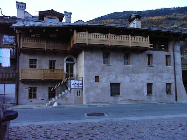 Magia Alpina - Mont Blanc Valley - Saint-Pierre - Résidence de tourisme