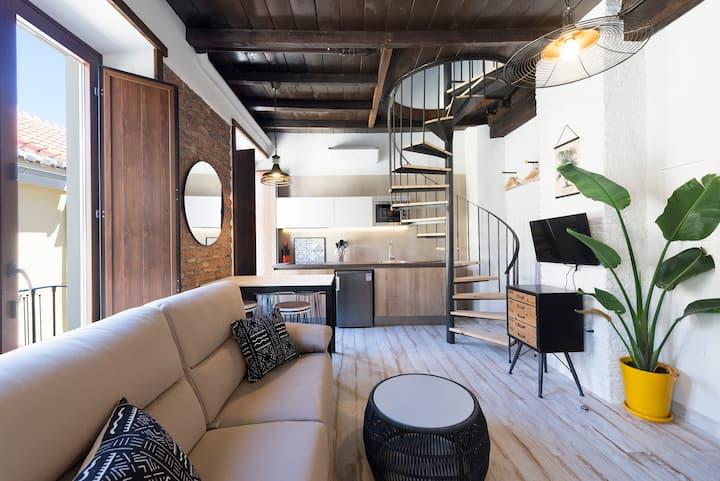 Magnífico Duplex  con terraza. 2B