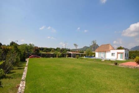 Casa , Tlayacapan Morelos - Haus