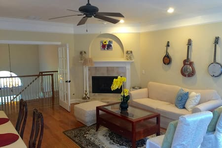 Charming room in a beautiful house - Tallahassee - Σπίτι