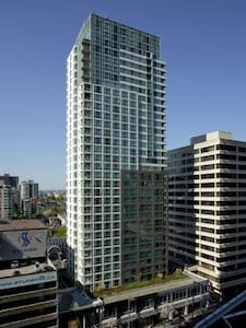 Downtown Hotel Residence Unit - Vancouver - Apartment