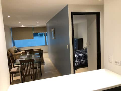 Great Apartment in Exclusive Polanco/Palmas Area
