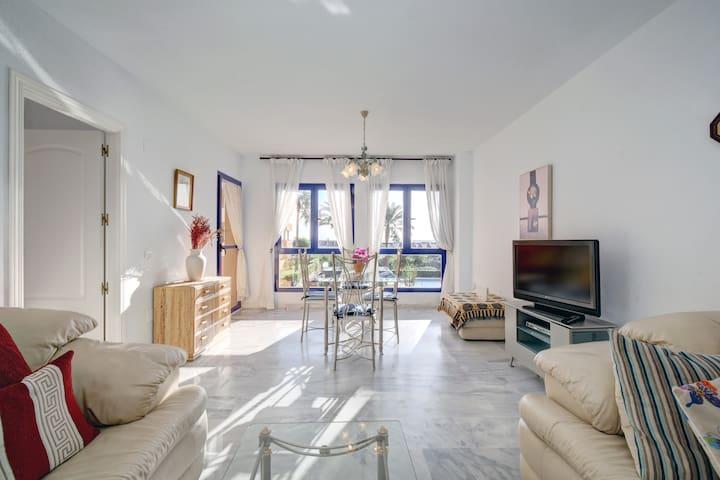 Exclusive apartment in Costa del Sol