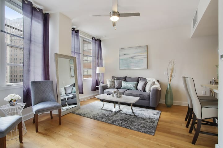★★ New CBD near French Quarter Beautiful Apartment