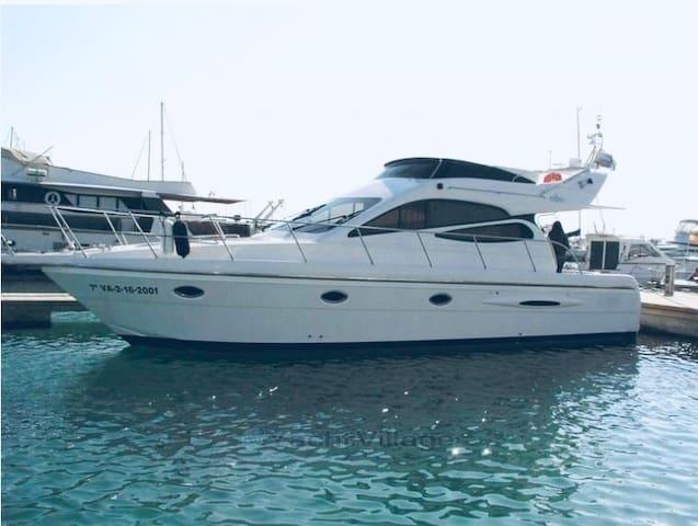 Luxury Dreams on Boat