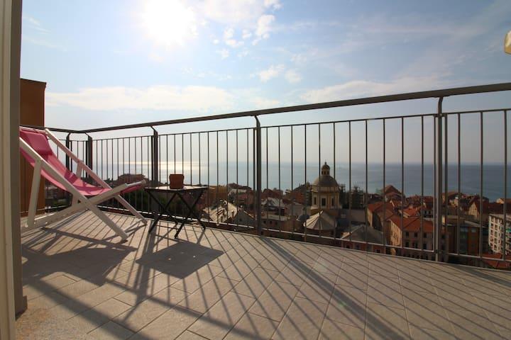 Un tuffo in mare - Finale Ligure - Lägenhet