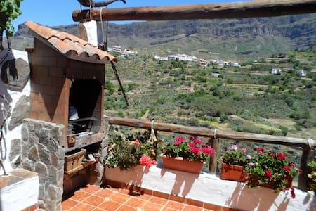 Casa Canaria Tejeda - Tejeda