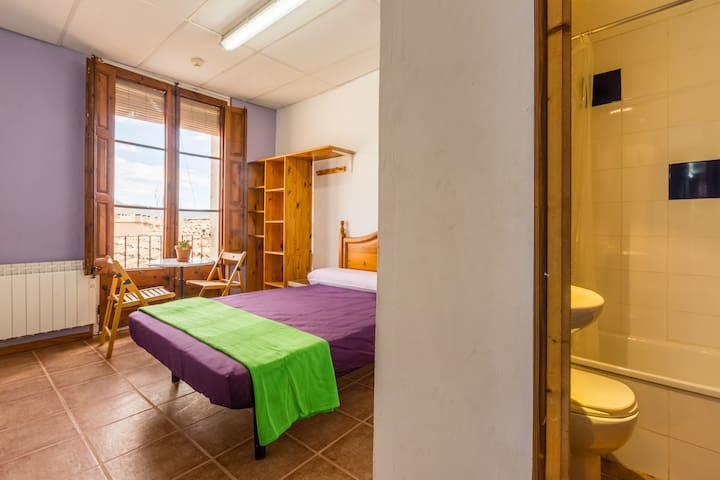 Alberg La Solana - 14 - Suite Room With Double Bed  (2 Guests) - Salàs de Pallars - Apartment