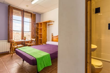 Alberg La Solana - 14 - Suite Room With Double Bed  (2 Guests) - Salàs de Pallars - 公寓