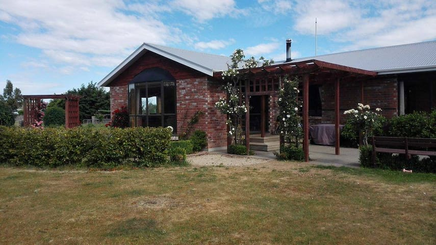 Country home with your own space - Darfield - Lainnya