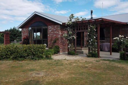 Country home with your own space - Darfield