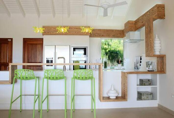 Kiwi Villa (109114) - Les Terres Basses - Vila