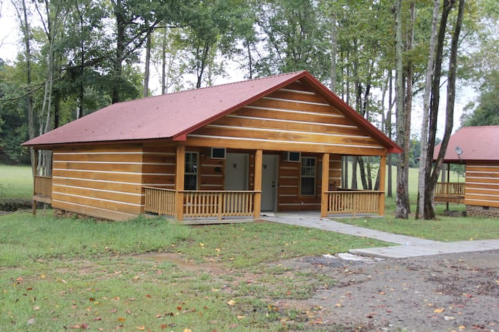 Lazy G Cabin #8 Handicap Accessible