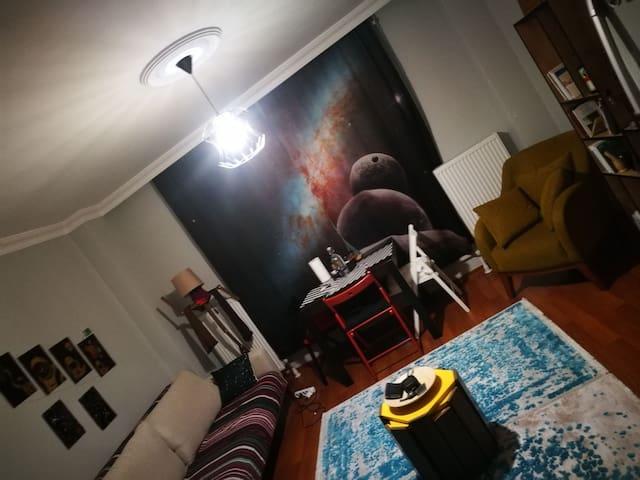 Fun room(I want to learn English)