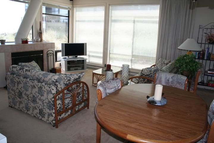 Beach front condo on Monterey Bay - Watsonville - Appartement en résidence