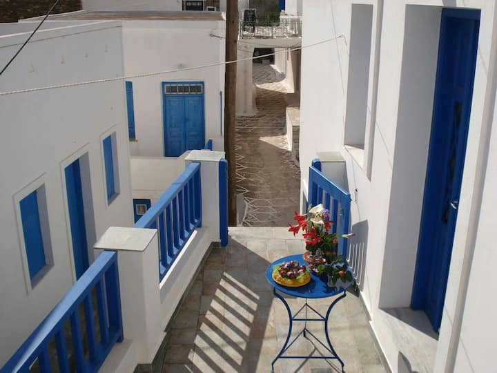 Newly Renovated Maisonette at Chora Kythnos