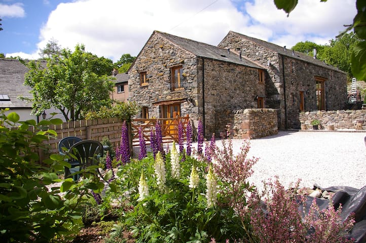 Hollin How - Cosy Lake District Barn Conversion - Dockray - Haus