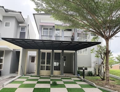 Beautiful house in Balikpapan for your living