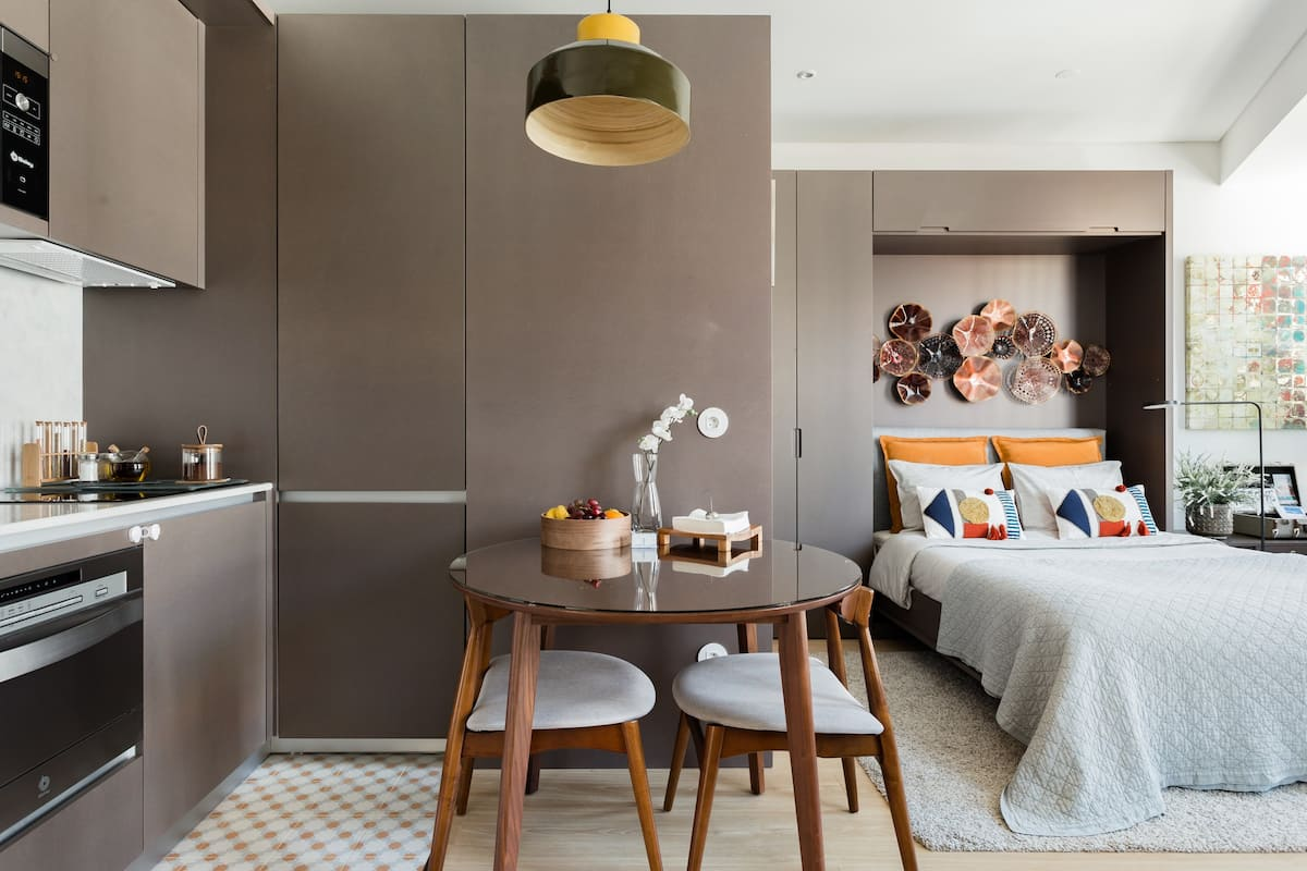 Golden Studio by Golden Homes an Urban Pad Retreat
