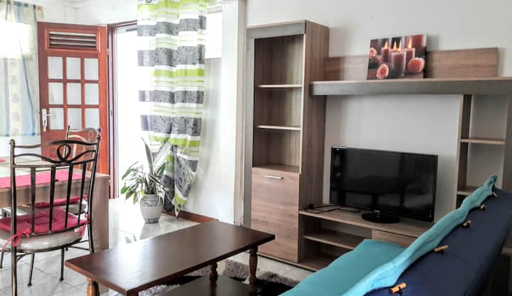 Appartement Hibiscus Martinique Le Lamentin