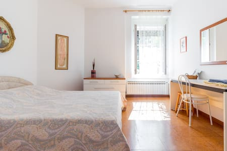 Lovely spacious room in the city centre - Zagreb - Apartment
