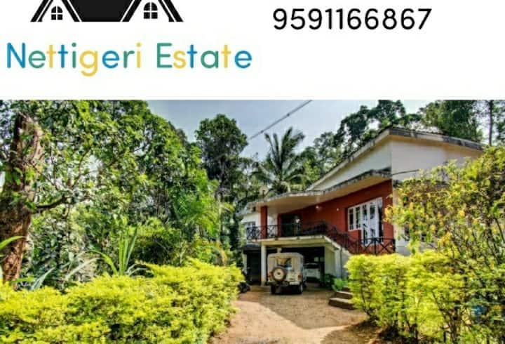 Nettigeri Estate Stay #Unlock yourself