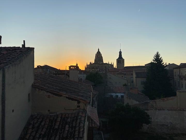 LUXURY APARTMENTS II Tu rincón favorito de Segovia