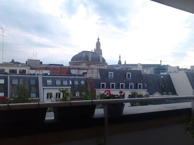 Chambre Hyper Centre Opéra + Ptit déj-Gare à 200m - Lille - Departamento