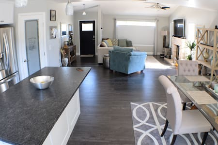 Clean Private Room - 1st Class Home - Folsom - Hus