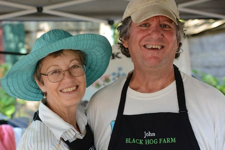 Black Hog Fmstd B&B - working farm! - Lewes