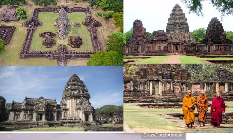 Phimai temple