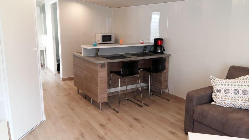 studio au pays de marcel pagnol  aubagne - La Penne-sur-Huveaune - Casa