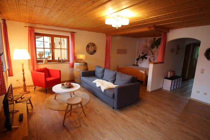 Ferienwohnung Alpenliebe - Mittenwald - Wohnung