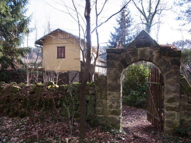 Berghütte Konsumbaude - Stadt Wehlen - Hut