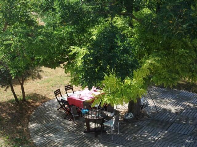 Au calme, idéal pour découvrir Aix en Provence