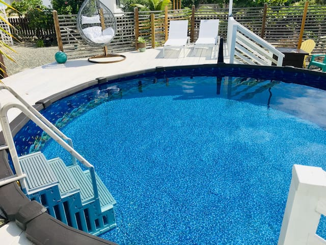 Exclusively Yours. Two Bedroom House with Pool