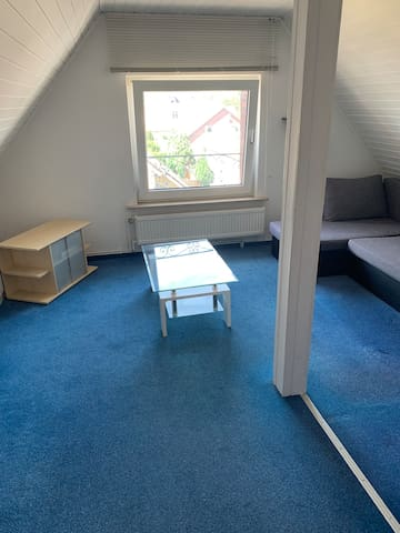 Bequeme DG-Wohnung im Herzen von Bad Oeynhausen